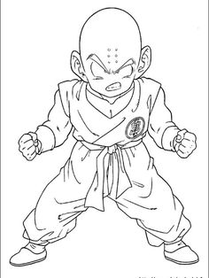 Dragon Ball Z Coloring Pages Printable - Free Coloring Sheets Cartoon Coloring Pages, Coloring Pages For Kids, Coloring Books, Free Coloring, Dragon Ball Image, Dragon Ball Gt, Manga Dragon, Ball Drawing, Cute Dragons