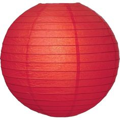Red 6 Inch Round Premium Chinese/japanese Paper Lanterns (parallel... ($1.08) ❤ liked on Polyvore featuring home, home decor, candles & candleholders, red lantern, chinese home decor, red home accessories, cultural intrigue and red chinese lanterns