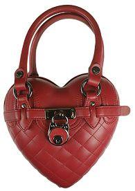 Moschino heart purse