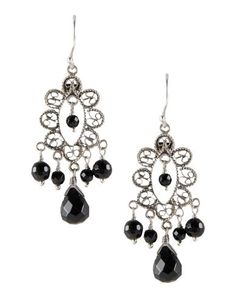 #YvonneChrista for#FirstPeopleFirst #orecchini in#argento #925 #earrings#silver#bohochic #hippiechic #Style#fashion #black