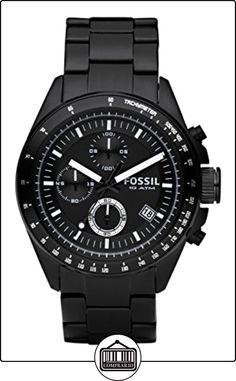 Fossil Decker - Reloj de pulsera de  ✿ Relojes para hombre - (Gama media/alta) ✿
