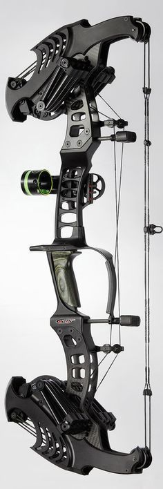 """Hi-tech sling shot in """"bow"""" format? Sexy, yes, I'll take one!"""