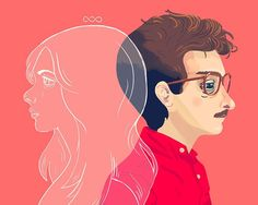 @nanlawson was inspired by Her for her new show at G1988 (East) Meet Cute. Pick up a print for yourself or your Valentine but just visiting this site - http://ift.tt/1QztQF3 or clicking the link in our profile... by galleries1988 http://ift.tt/1KSX8dB