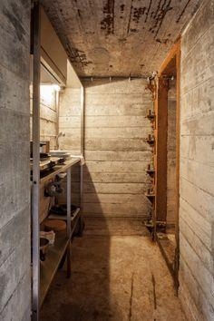 War Bunker Refurbishment | B-ILD