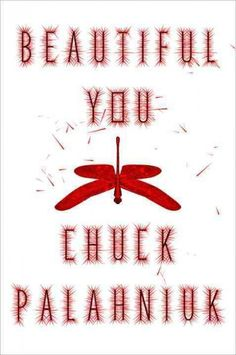 Beautiful You by Chuck Palahniuk - Invited by notorious playboy C. Linus Maxwell to a Paris hotel, Manhattan legal associate Penny Harrigan discovers that she is a test subject for the final development of sex toys for women that will render men obsolete and make Maxwell the most powerful person in the world.