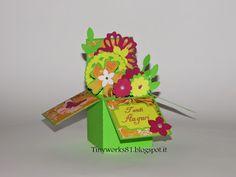 "TinyWorks: In a Box Happy Birthday Green ""Dt Tutto Quanto Div..."