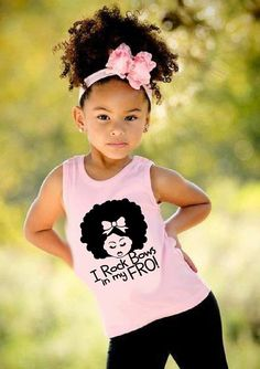 Hey, I found this really awesome Etsy listing at https://www.etsy.com/listing/188063162/natural-t-shirt-afro-bowstank-top-2t-6t