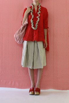 Daniela Gregis spirale necklace