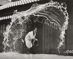 "hauntedbystorytelling: ""Anonymous photographer, Japan, 1954 / Courtesy Galerie Lumière des Roses / source """