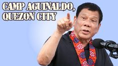 Chief Implementer of the National Task Force (NTF) and Presidential Adviser on Peace, Reconciliation, and Unity, gives . Quezon City, Secretary, Unity, Effort, Jr, Peace, Youtube, Sobriety, Youtubers