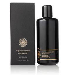 May Lindstrom The Clean Dirt  #organic #skincare. Best skincare product I have ever purchased.