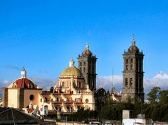 Puebla Mexico Church Iglesia