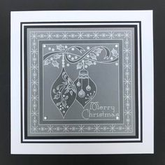 Tina Cox added a new photo. Christmas Flowers, Diy Christmas Cards, Xmas Cards, Holiday Crafts, Christmas Ideas, Christmas 2019, Merry Christmas, Clarity Card, Parchment Cards