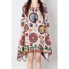 Printed Dresses  www.vminhtuan.com/#!printed-dresses/grhrn  #Fashion #printeddress