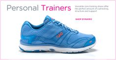 Shoes designed just for women runners! Something do do with how our hips work :)