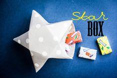 Оригами. Origami. Коробочка звездочка оригами / Box star origami 折り紙, 종이 접기