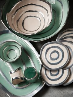 Home accents that round out the room from Michael Wainwright.