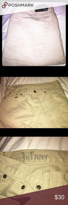 Pacsun Bullhead Jeans 34x30 NWOT Pacsun   Bullhead  Style: Dillon Skinny  Size: 34x30  NEVER WORN Bullhead Jeans Skinny