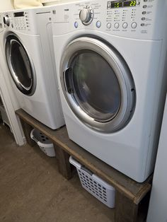 For Wife On Pinterest Washer And Dryer Pedestal