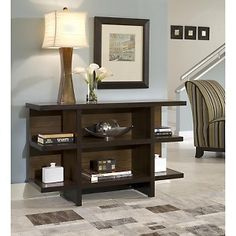 Home Styles  Omni Console Table at HSN.com. #HSN #HouseBeautiful