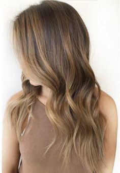 Natural Light Brown Hair Color