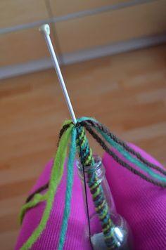 nätti rätti Knitting, Hair Styles, Beauty, Tricot, Cast On Knitting, Hairdos, Cosmetology, Knitting And Crocheting, Hairstyles
