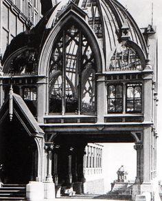 The Mark Hopkins Mansion   1889 Victorian House Restoration