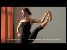 One of my favorite sequences, Ashtanga Primary series A