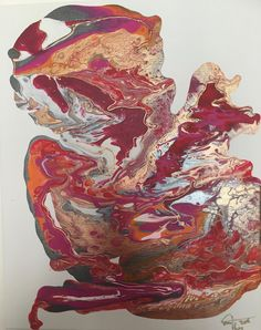 vanThor: Neues Leben Painting, Art, Photography, New Life, Linen Fabric, Minerals, Pictures, Art Background, Painting Art