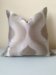 "20"" x 20"" Pummice Pillow Cover on Etsy, £34.54"
