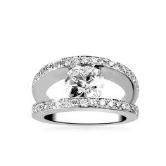 bague diamant solitaire                                                                                                                                                                                 Plus