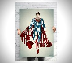 Pop Culture Typography Posters