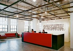 All sizes | Modern Industrial Office - Gensler | Flickr - Photo Sharing!