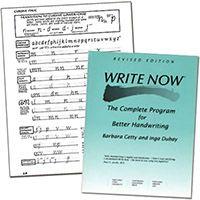 Write Now by Getty-Dubay