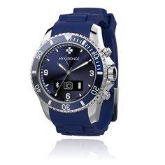 Reloj smartwatch analogico Mykronoz Zeclock azul #fitness #health #sports