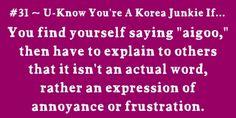 Aigoo, y u make me say aigoo?!  ( ノಠ□ಠ )ノ #kpop #korea