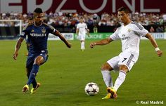 Real Madrid 3-1 LA Galaxy
