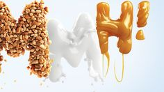 Serial Cut & Analog/Digital for Ferrero on Behance