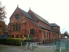 A.W.N. Pugin. St. Wilfrids. Hulme, Manchester. 1839-42 #architecture #manchester