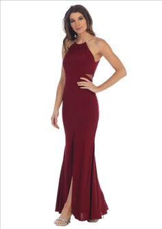 Wendy-Ann Formal Gown.