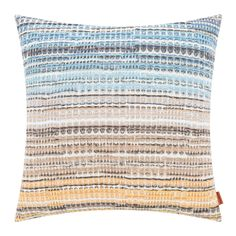 Discover the Missoni Home Tancredi Pillow - 40x40cm - 170 at Amara