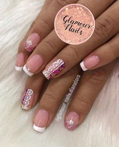 Hello Nails, Manicure And Pedicure, Wedding Nails, Nail Art Designs, Nail Stickers, Colorful Nails, Nail Art, Designed Nails, Work Nails