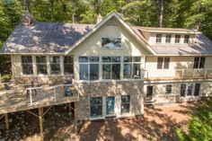 New Muskoka Listing: This remarkable property on much sought after Lake Rosseau is truly one of a kind!