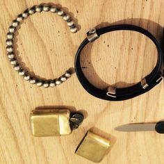 Cuff bracelets for men