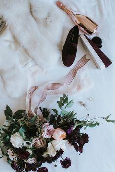 Details / Flowers: Blush & Bloom Photographer: Scarlet O'Neill