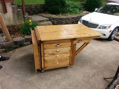 folding work bench 2 for neighbor