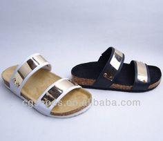 2014 fashion birkenstock soft footbed lady sandal $4~$7