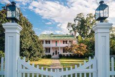 18th c plantation house