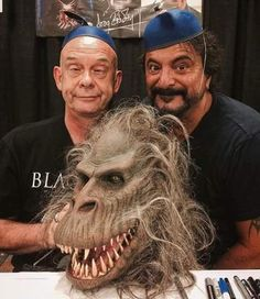 Tom Savini and Doug Bradley.