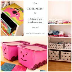 Das lebensrettende Geheimnis für ein ordentliches #Kinderzimmer - jetzt auf www.diy-lebkuchenhaus.com  #geheimnis #kinder #kids #kind #kinderzimmer #baby #babies #babyzimmer #einrichten #babygirl #ordnung #aufbewahrung #children #interior #wohnen #living #wohnidee #wohnideen #diy Diy Blog, Diy Interior, Toy Chest, Storage Chest, Cabinet, Toys, Furniture, Home Decor, Deko